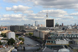 Berlin areal view
