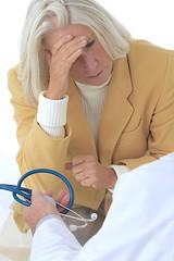 Psychiatrie - Hospitalisation d'une femme