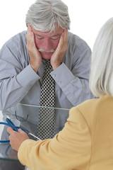 Dépression  senior - Consultation