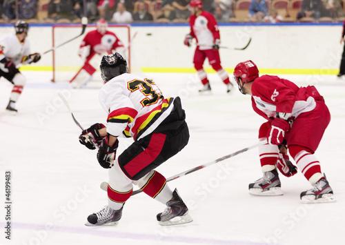 Aluminium Wintersporten Ice Hockey Game