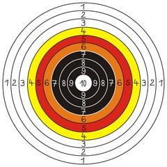 target - color