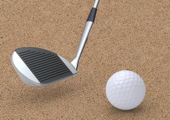 Golf: il bunker