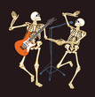 Skelett Konzert