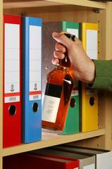 Sucht und Abhängigkeit vom Alkohol