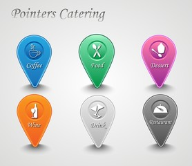 Pointers Catering