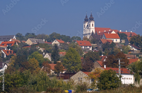 Benedictine abbey, Tihany, Hungary