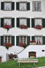 architecture en Suisse