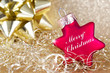 Merry Christmas auf Stern