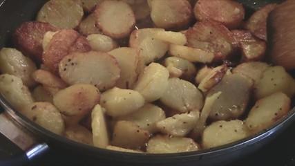 deftige Bratkartoffeln