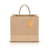 Fototapety Paper shopping bag