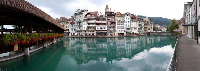 Thun en Suisse