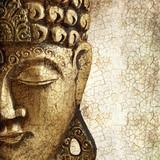 Fototapety Old Buddha