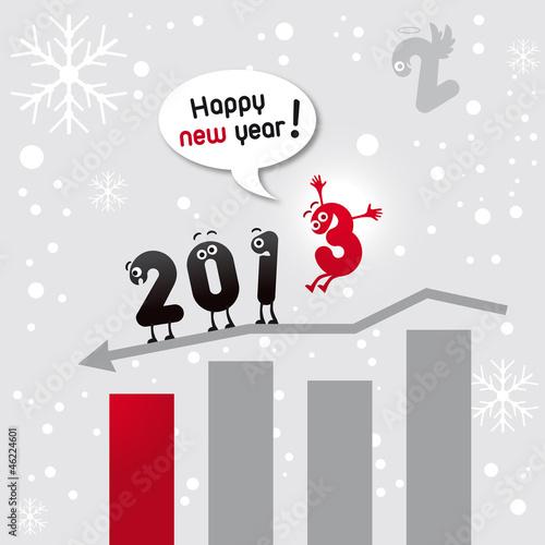 voeux 2013, crise 2013, bonne année 2013
