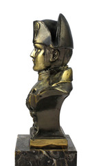 Buste Napoléon 1er empereur - profil