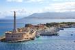 Постер, плакат: Port of Messina Sicily