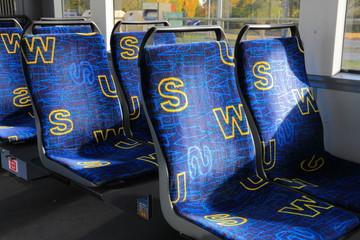 Stadtbahnsitze