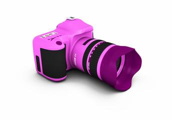 Pink Lady DSLR - Spiegelreflexkamera 360° - 1 von 9