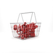 Shopping basket with discount