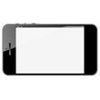 brand new SMARTPHONE 5 horizontal - black frame