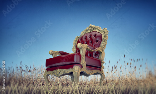 regal armchair