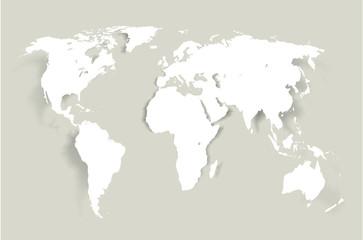 Vector World Illustration