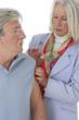 Senior - Vaccination à domicile