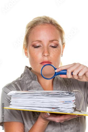 Finanzamt, Steuerprüfung
