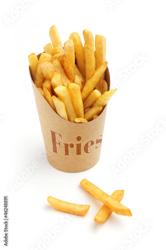 french fries - 46248891