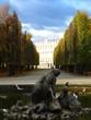 Schloßpark Schönbrunn im Herbst