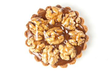sweet treats with walnuts