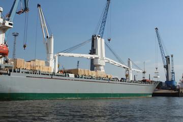 Hafen Industrie VI
