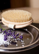 Wellness Salz | Peeling Massage | Hautpflege | Pflege Bürste