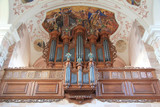 Orgue Silbermann à Ebersmunster