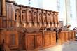 Stalles du choeur de l'église d'Ebersmunster