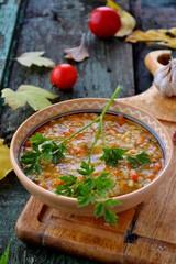 Chorba soup