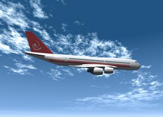 Avión de línea