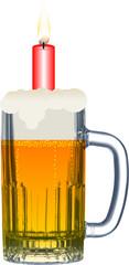 Happy birthday beer drinkers