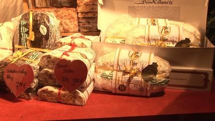 ドレスデン クリスマスマーケット シュトーレン