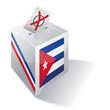 Wahlbox Kuba