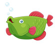 illustration of fish vector