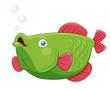 illustration of fish vector