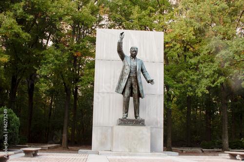 Theodore Rosevelt Statue