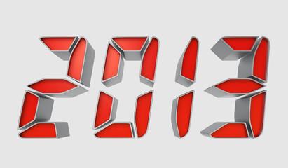digital 2013 year title