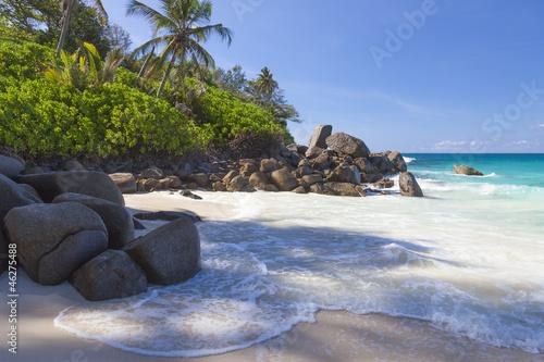 Fototapeten,seychelles,strand,sand,meer