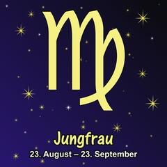 Jungfrau - Tierkreiszeichen ~ Sternzeichen ~ Tierzeichen