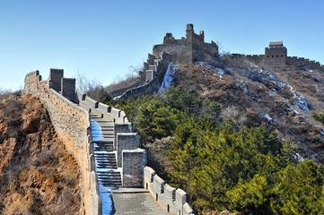 Great Wall of China ( Jinshanling section )