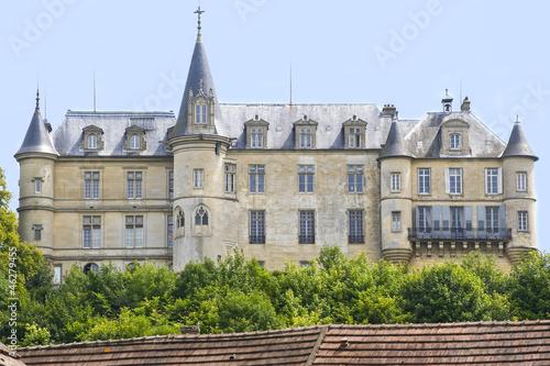 Mello (Picardie) - Castle Poster