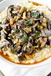 Polenta with Sautéed Mushrooms