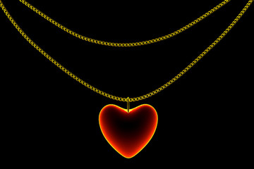 Hot heart