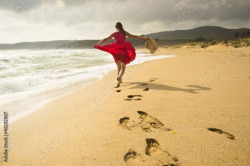 Beach freedom